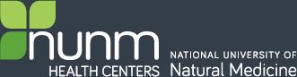 NUNM Health Centers National University of Natural Medicine